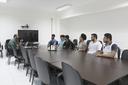 Estudantes falam sobre andamento de seus projetos