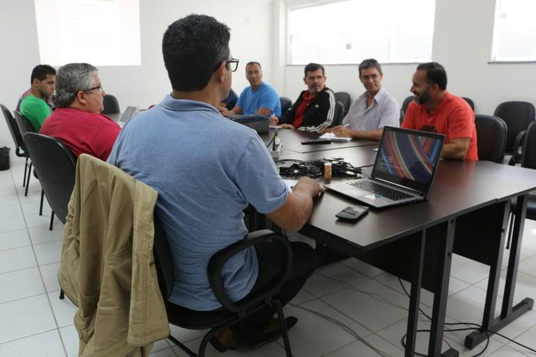 Câmara de Esportes se reúne e planeja segunda edição do JINIFF