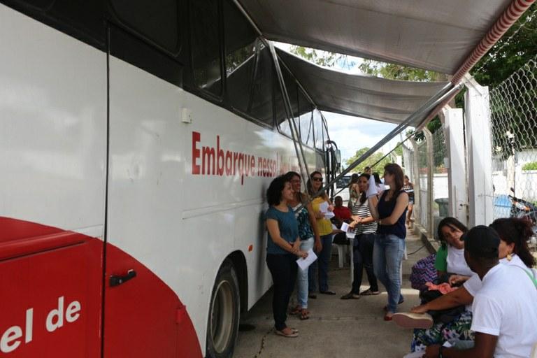 Comunidade do IFF participa de Campanha de Doação de Sangue na Reitoria