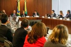 Recentemente, presidenta se reuniu com os reitores que integram o Conselho Nacional das Instituições da Rede Federal de Educação Profissional, Científica e Tecnológica (Conif).