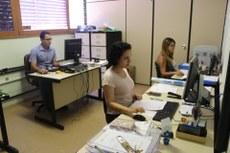 Coordenação de Patrimônio realiza ações para organização dos fluxos e conscientização dos servidores.