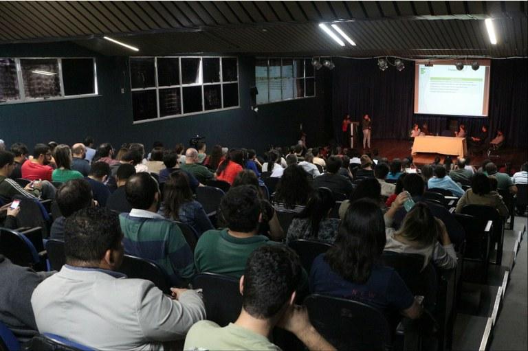 Curso de Formação para Novos Servidores tem aula inaugural