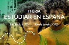 Embaixada da Espanha organiza feiras universitárias