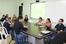 Visita ao campus Campos Guarus