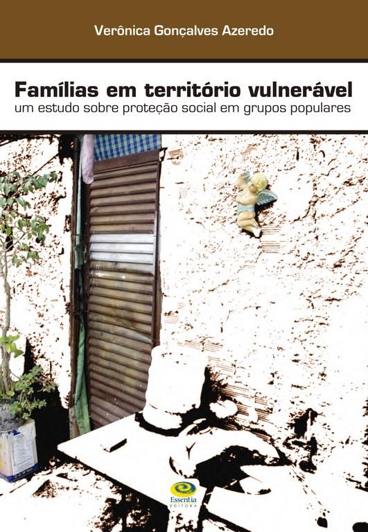 Livro Famílias em Território Vulnerável