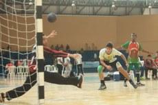 IFRN foi campeão no Handebol Masculino. Foto: Saulo Cruz.