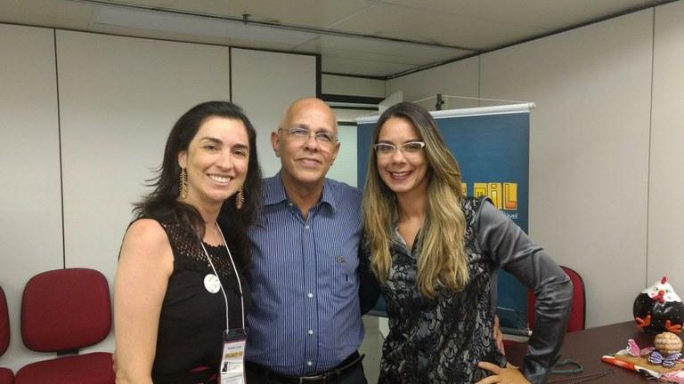 Gestoras do Mulheres Mil participam de reunião em Brasília