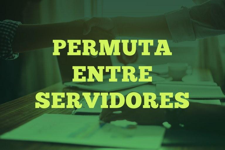 IFF institucionaliza procedimentos para permuta entre servidores