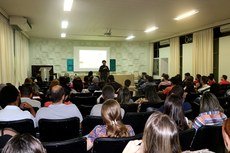 Cerca de 150 servidores participaram da cerimônia de encerramento do curso