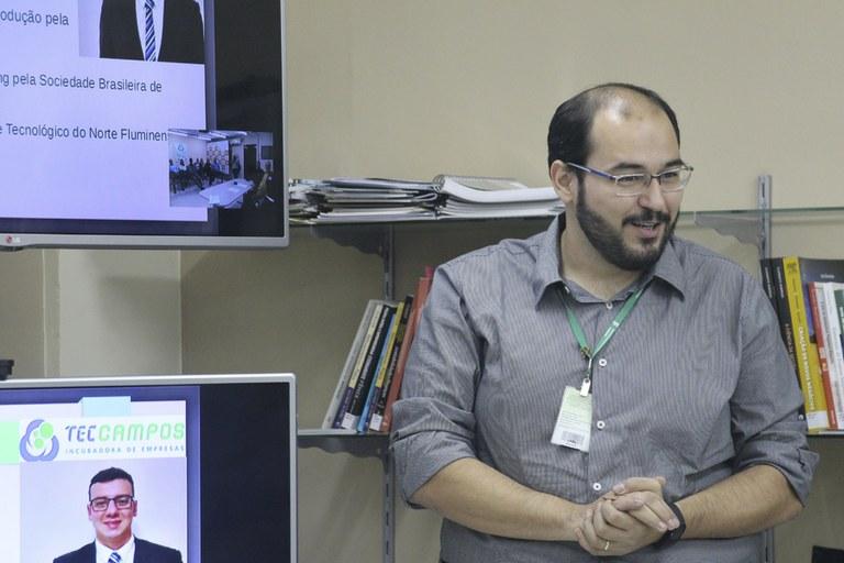 IFFluminense assume presidência do Conselho Diretor da TEC Campos