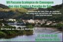 IFFluminense participa do VII Passeio Ecológico de Canoagem dos rios Pomba e Paraíba do Sul
