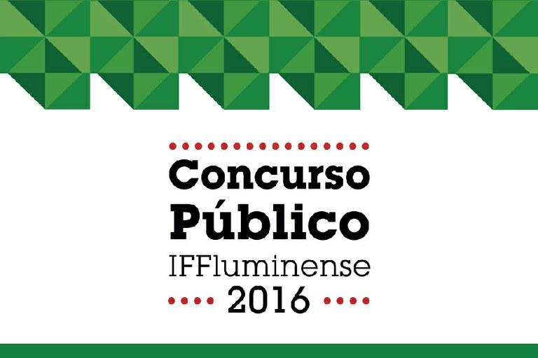 Concurso Público 2016