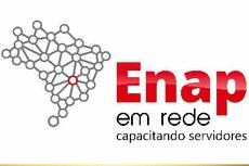 Programa Enap em Rede oferece cursos a servidores públicos.