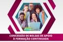 Inscrições Abertas para concessão de bolsas a servidores do IFFluminense