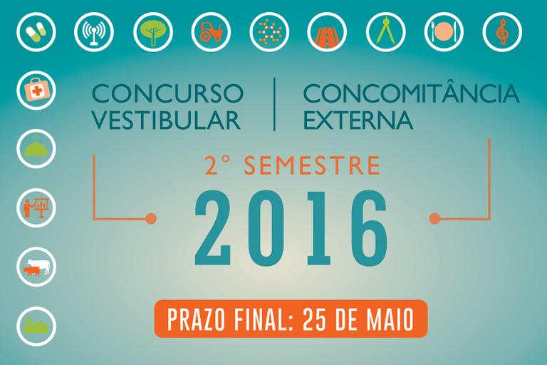 Inscrições para cursos técnicos e superiores do IFFluminense terminam no dia 25 de maio