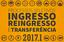 Inscrições para Ingresso, Reingresso e Transferências