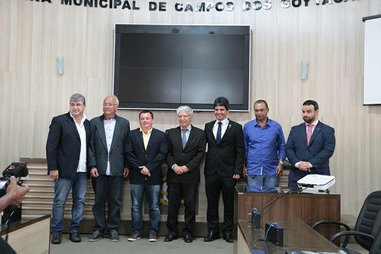 Instituições de Ensino Superior assinam termo de Cooperação com a TV Câmara