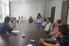 Reunião aconteceu no IFFluminense, em Campos-RJ.