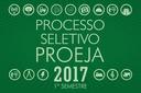 Lista de Inscritos no Processo Seletivo Proeja 2017