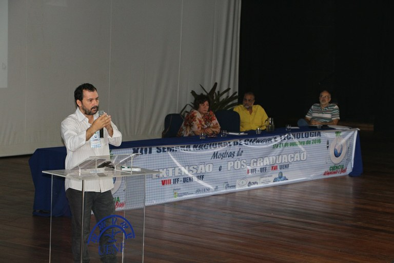 Professor Rodrigo Martins, do IFFluminense