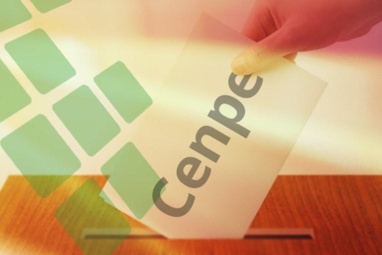 Normas eleitorais para recomposição Cenpe