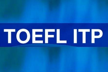 Aplicação do Toefl no IFFluminense