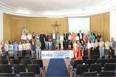 Evento reuniu representantes de instituições de nível superior - Foto: Divulgação IFNMG
