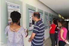 O evento reúne mais de 1000 trabalhos de extensão e pós-graduação.