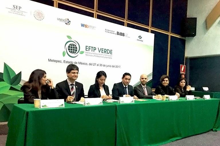 Reitor do IFF participa da abertura oficial do evento sobre Educação Profissional Verde