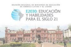 Reitor do IFF participa de reunião de ministros da educação da América Latina e Caribe