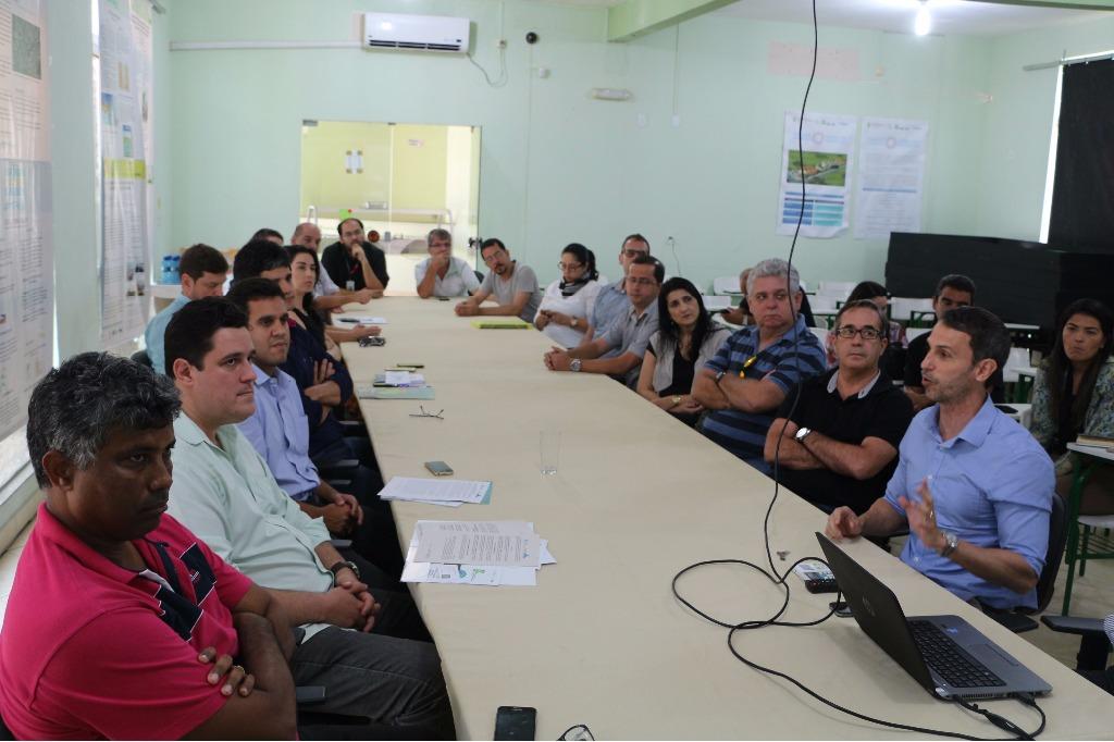 Reitor do IFFluminense se reúne com prefeitos eleitos de Campos e Quissamã