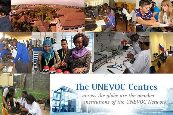 Reitor participa de programa de educação profissional e tecnológica da Unesco