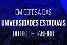 Reitores das Ifes do RJ manifestam apoio às universidades estaduais