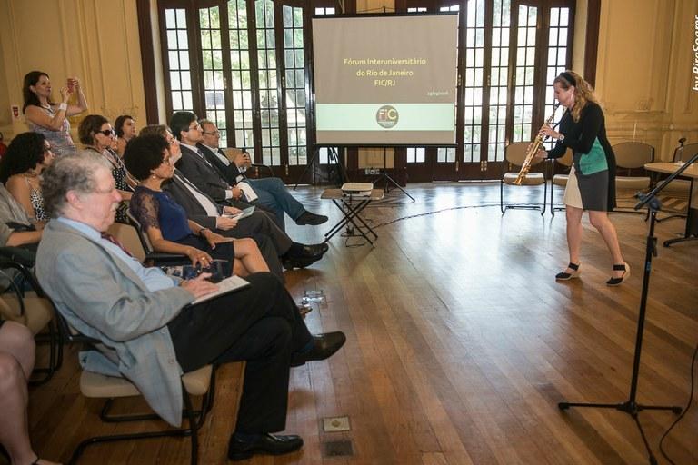 Reitores do Fórum Interuniversitário de Cultura participam de reunião