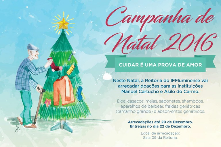 Campanha de Natal 2016