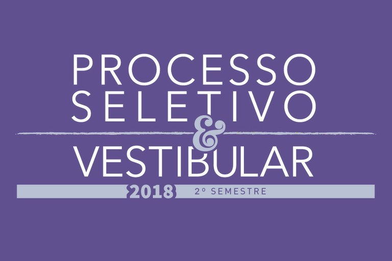 Resultado preliminar do Processo Seletivo e da 1.ª Fase do Vestibular