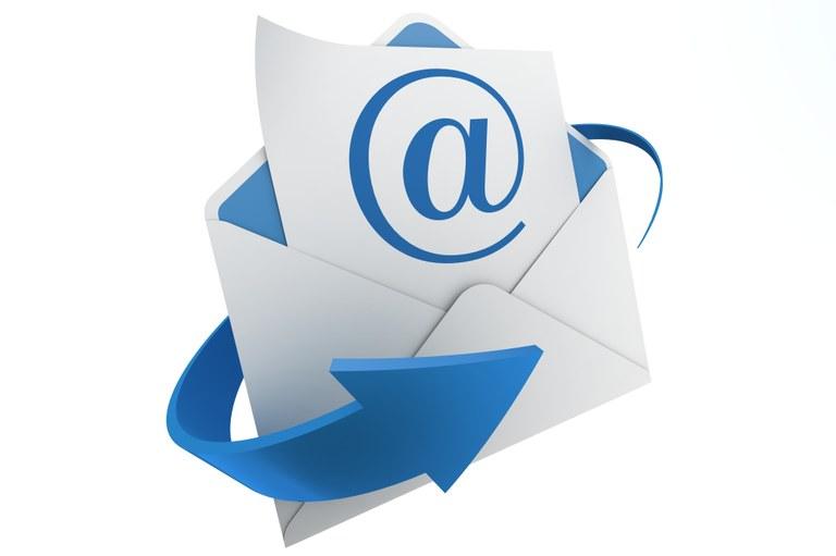 Serviço de email apresenta problemas