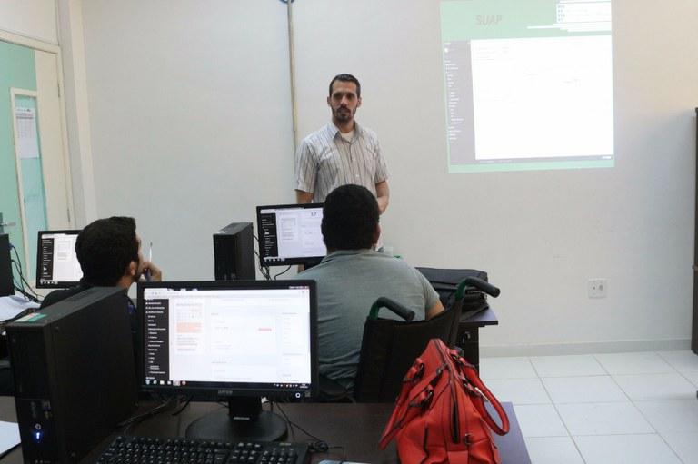 II Módulo do Programa de capacitação para servidores de Gestão de Pessoas
