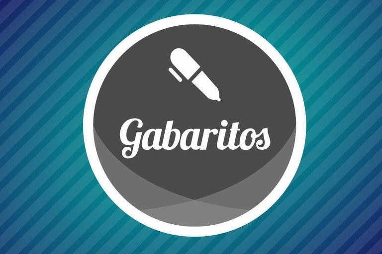 Imagem Gabarito