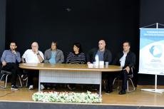 Representantes de segmentos ambientais e sociedade civil redigiram a Carta de Cabo Frio.