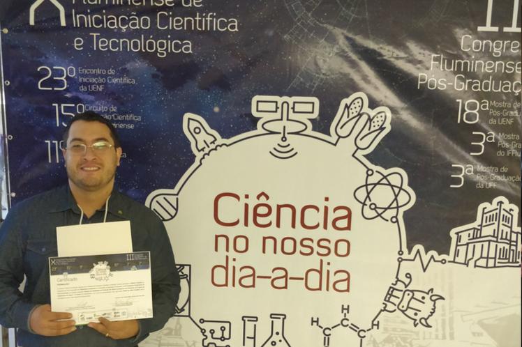 Rafael Cordeiro no CONPG 2018