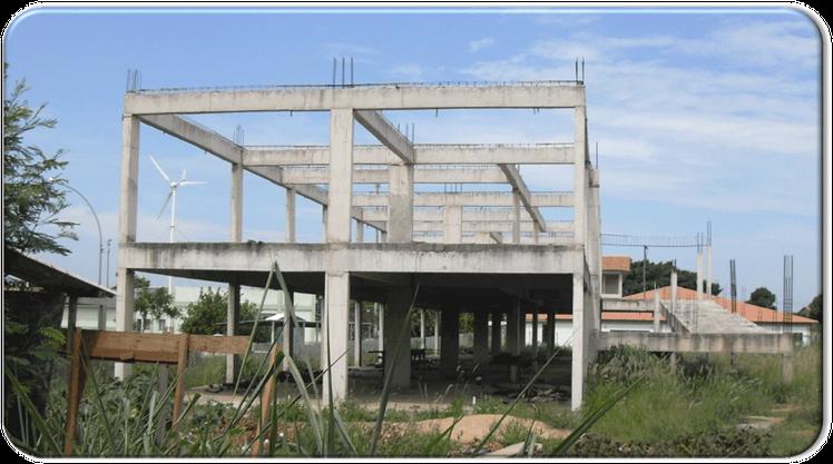 Bloco de Laboratórios do Campus Guarus