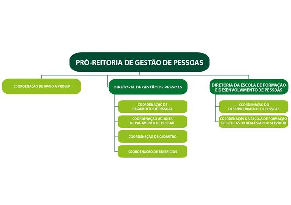Organograma Prodep