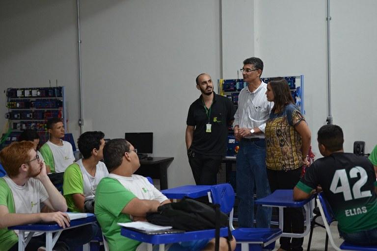Cursos do Campus Itaperuna ganharão novos laboratórios no Parque Acadêmico Industrial