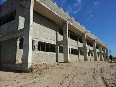 Campus Avançado Maricá acompanha obras de sua futura sede