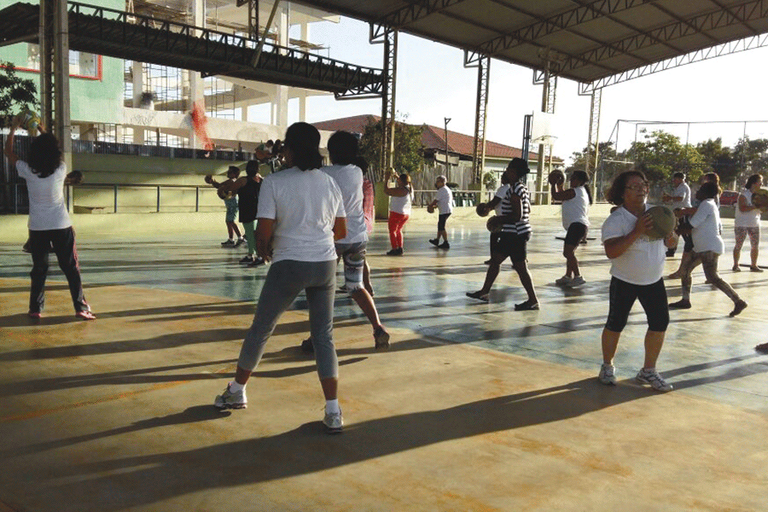 Projeto Vitalidade do Campus Guarus comemora sete anos de atividades