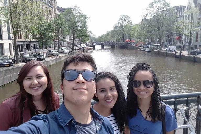 Internacionalização: Campus Bom Jesus alcança o exterior