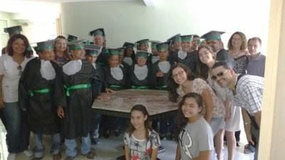 Projeto de extensão promove inclusão social em Quissamã