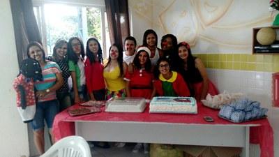 Alunos do Campus São João da Barra visitam abrigo Aconchego, em Guarus