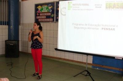 Programa Pensar promove capacitação em escolas públicas de Bom Jesus